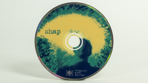 Dead Voices On Air - Shap CD jface