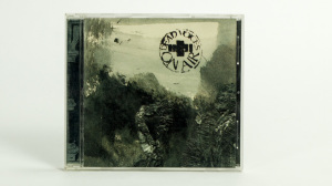 Dead Voices On Air - How Hollow Heart... CD jewel case front