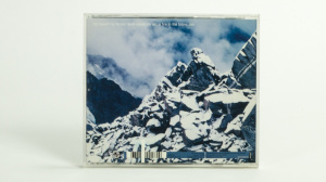 Dead Voices On Air & Not Breathing - Fire In The Bronx Zoo cd jewel case back