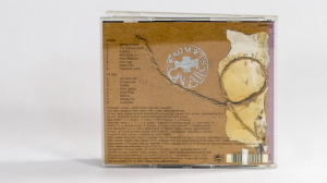 Dead Voices On Air - Piss Frond CD jewel case back
