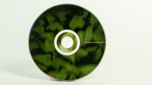 Dead Voices On Air - Piss Frond CD face A