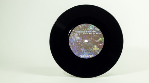 "Dead Voices On Air with Robin Story 7"" side B"