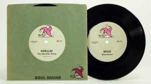 Shellac/Mule split Soul Sound single all formats