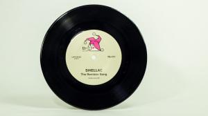 Shellac/Mule split Soul Sound single seven inch side A