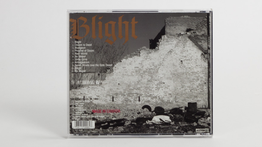 Blight – Detroit