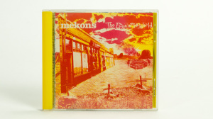 Mekons - Edge Of The World CD Jewel Case cover