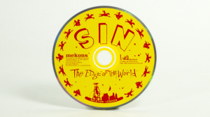 Mekons - Edge Of The World CD face