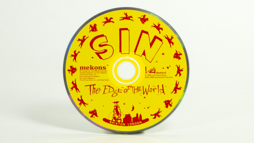 Mekons – The Edge Of The World [reformat]