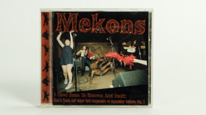 Mekons - I Have Been To Heaven And Back CD jewel case front