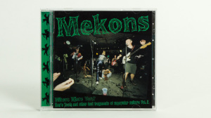 Mekons - Where Were You CD jewel case cover