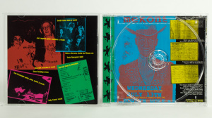Mekons - Where Were You CD jewel case gatefold
