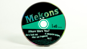 Mekons - Where Were You CD face