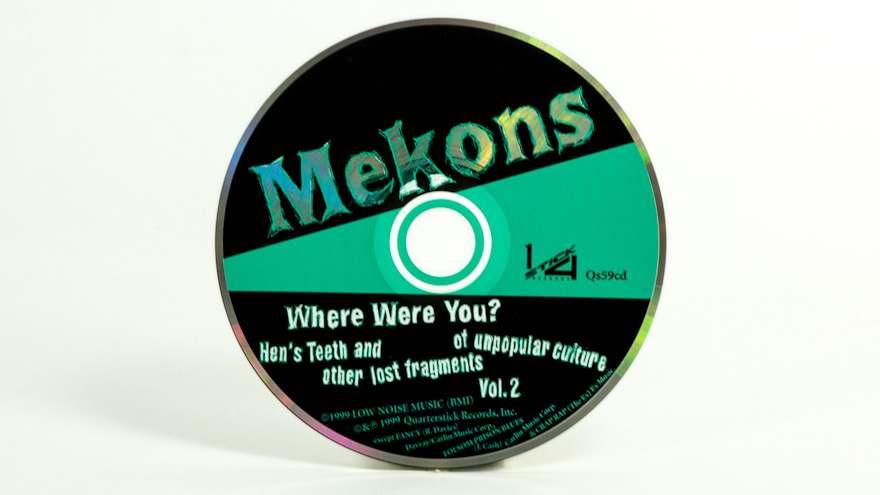 Mekons – Where Were You?