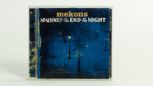 Mekons - Journey To The End Of The Night CD jewel case cover