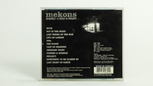 Mekons - Journey To The End Of The Night CD jewel case back