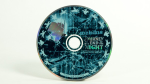 Mekons - Journey To The End Of The Night CD face