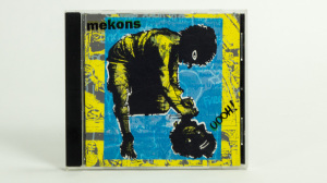 Mekons - Oooh CD jewel case cover