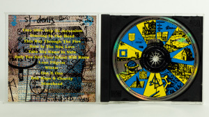 Mekons - Oooh CD jewel case gatefold