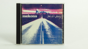 Mekons - Fear And Whiskey CD jewel case front cover