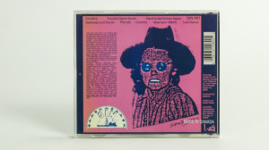 Mekons - Fear And Whiskey CD jewel case back cover