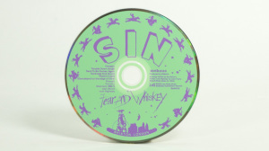 Mekons - Fear And Whiskey CD face