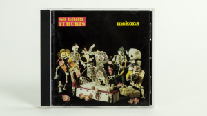 Mekons - Hurts So Good CD jewel case cover