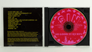 Mekons - Hurts So Good CD jewel case gatefold