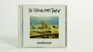 Mekons - Honky Tonkin' CD jewel case cover
