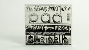 Mekons - Honky Tonkin' CD jewel case back