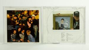 Mekons - Honky Tonkin' CD jewel case gatefold