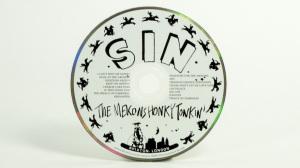 Mekons - Honky Tonkin' CD face
