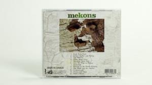 Mekons - Natural CD jewel case back