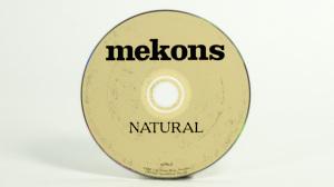 Mekons - Natural CD face