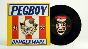Pegboy Kepone - the Ghost Dangermare all formats