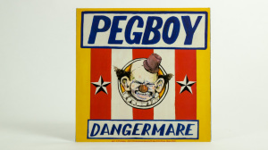 Pegboy -0Dangermare seven inch cover