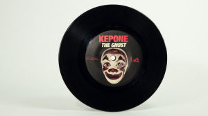 Kepone - the Ghost seven inch label