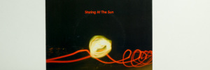 TV On The Radio - Stearing At The Sun seven inch jacket cover