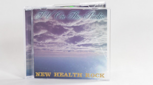 TV On The Radio - New Health Rock CD jewel Case cover