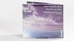TV On The Radio - New Health Rock CD jewel Case back