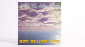 "TV On The Radio - New Health Rock 7"" single cover"