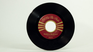 "TV On The Radio - New Health Rock 7"" single side B"