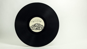 Image of Silkworm - Chokes LP side A