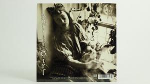 CocoRosie - Leomade b/s Surfer Girl seven inch back cover