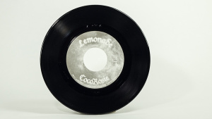 CocoRosie - Leomade b/s Surfer Girl seven inch A side