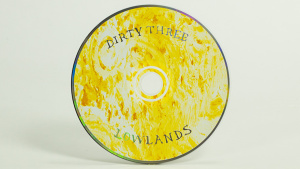 Dirty Three - Low Lands CD face
