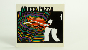 Mucca Pazza - L.Y.A. digipac front cover