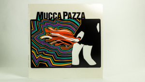 Mucca Pazza - L.Y.A. LP front cover