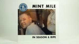 Mint Mile - In Season & Ripe LP jacket front