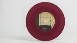 Novy Svet 7inch red with gold haze vinyl
