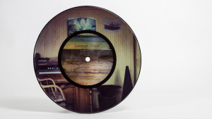 GeRmAn ArMy 7inch picture disk